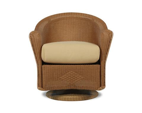 Lloyd Flanders - Swivel Dining Chair - 9071