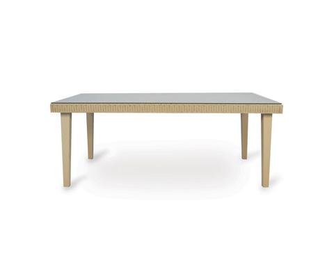 Lloyd Flanders - Rectangular Dining Table - 15972
