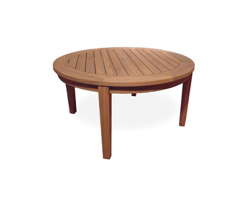 Lloyd Flanders - Round Cocktail Table - 286445