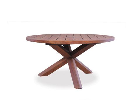 Lloyd Flanders - Round Cross-Base Conversation Table - 286448
