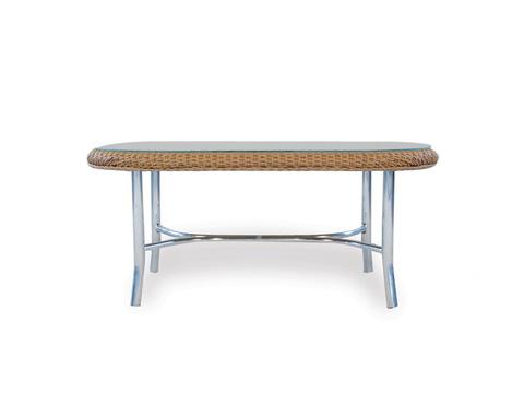 Lloyd Flanders - Rectangular Cocktail Table - 86147