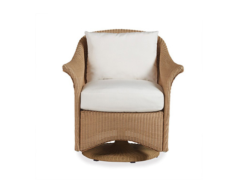 Lloyd Flanders - Swivel Rocker Dining Chair - 128071