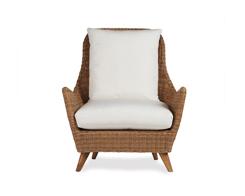 Image of High Back Lounge Chair