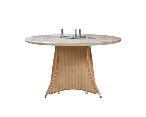 Lloyd Flanders - Dining Fire Table - 128099-01