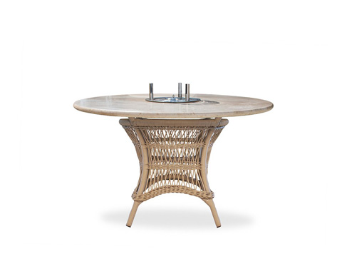 Image of Dining Fire Table