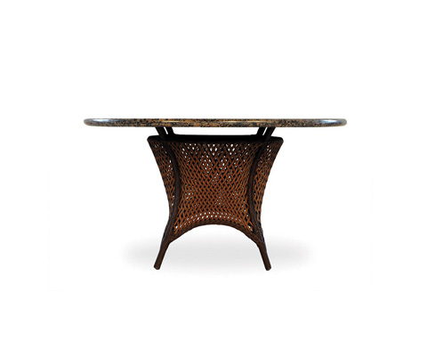 Image of Umbrella Dining Table