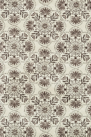 Image of Brown and Grey Rug