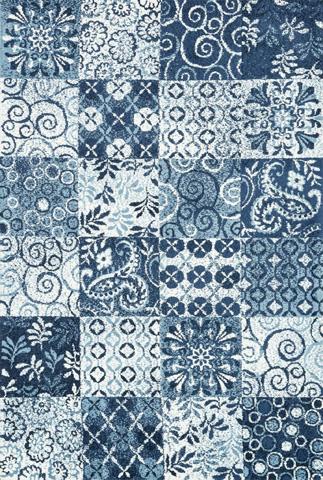 Image of Blue Rug