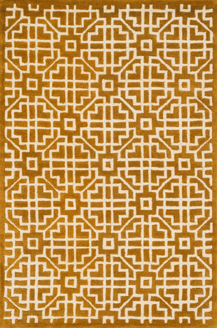 Image of Gold Rug