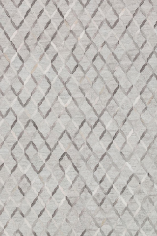 Image of Grey and Grey Rug