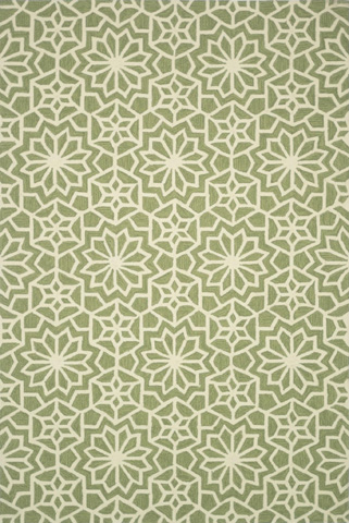 Image of Green Rug