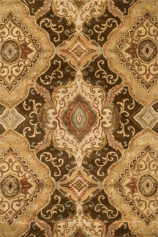 Image of Light Brown Rug