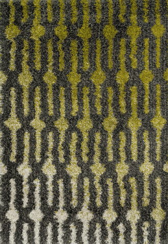 Image of Green and Grey Rug