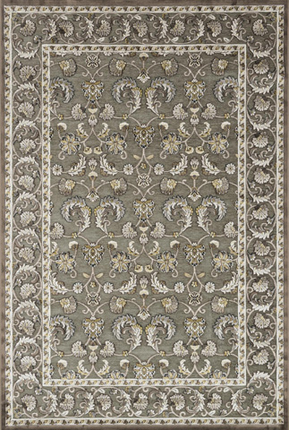 Loloi Rugs - Grey and Gold Rug - HL-06 GREY / GOLD
