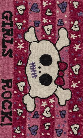 Image of Pink Rug