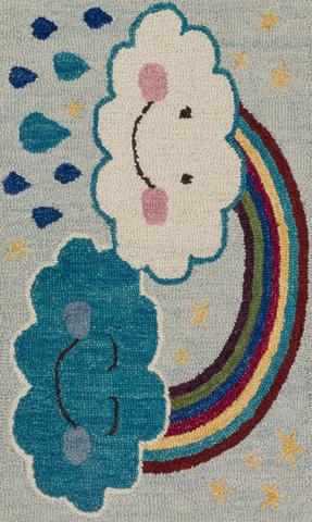 Image of Rainbow Rug