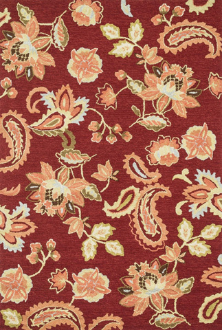 Image of Red Rug