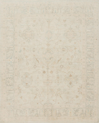Image of Mist and Light Grey Rug