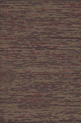 Image of Plum and Multi Rug