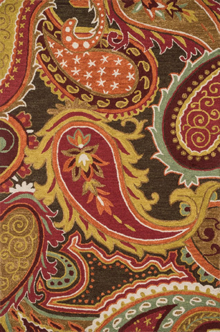 Image of Brown and Multi Rug