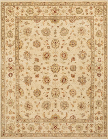 Loloi Rugs - Ivory and Ivory Rug - MM-03 IVORY / IVORY