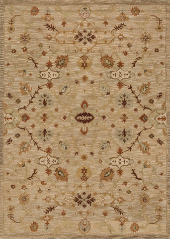 Image of Beige Rug