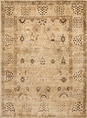 Image of Antique Beige Rug