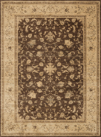 Image of Mocha and Flax Rug