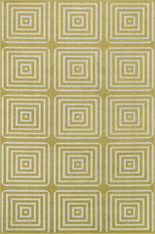 Image of Citron and Ivory Rug