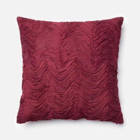 Loloi Rugs - Brick Pillow - P0006 BRICK