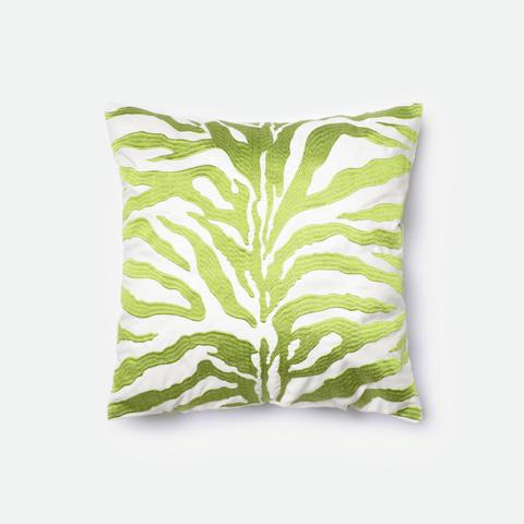 Loloi Rugs - Green Pillow - P0252 GREEN