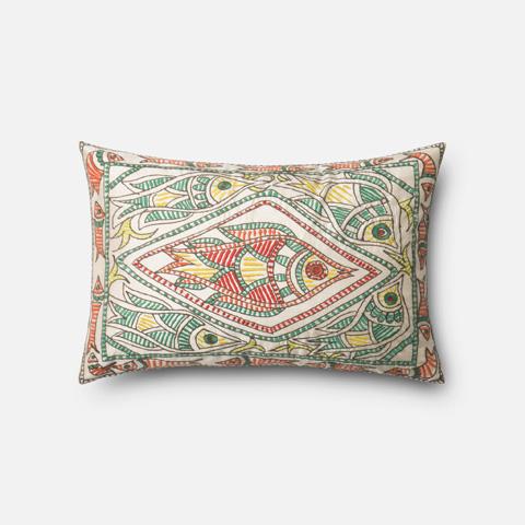 Loloi Rugs - Multi Pillow - P0314 MULTI