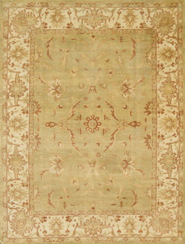 Loloi Rugs - Olive and Light Green Rug - VN-02 OLIVE / LT. GREEN