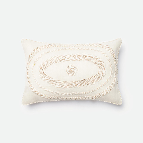 Image of Ivory Pillow