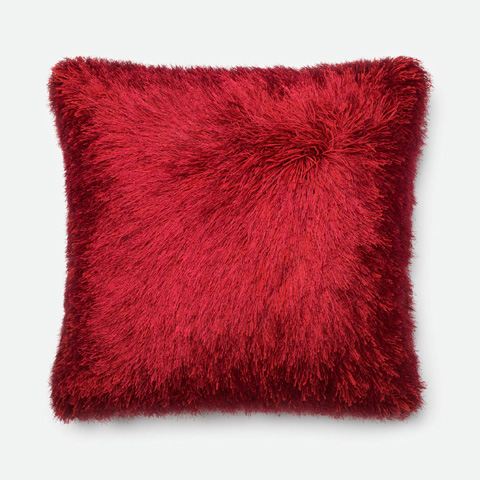 Image of Red Pillow