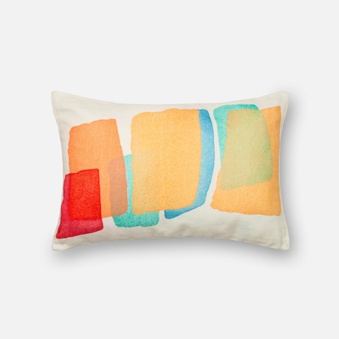 Image of Multicolor Pillow