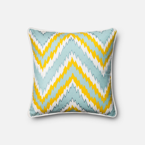 Image of Yellow Pillow