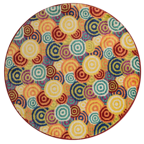 Image of Isabelle 3' Round Rug