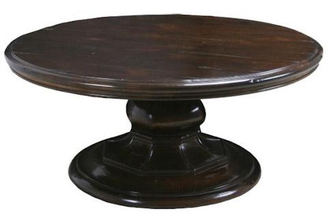 Lorts - Round Pedestal Cocktail Table - 311-CKTL