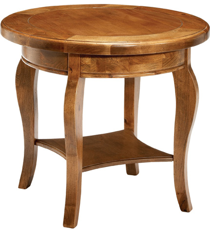 Lorts - Round Lamp Table - 1216