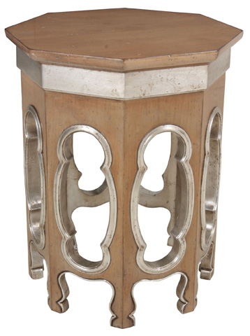 Lorts - Octagonal Side Table - 3104