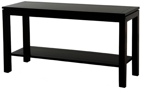 Lorts - Console Table with Shelf - 330101
