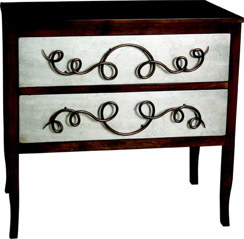 Lorts - Two Drawer Chest - 4309