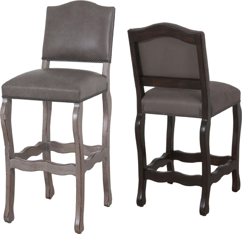 Lorts - Upholstered Barstool - 7170