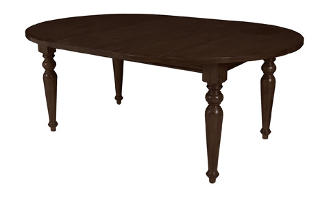 Lorts - Oval Dining Table - 7548