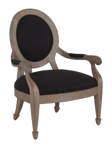 Lorts - Round Back Lounge Chair - 774