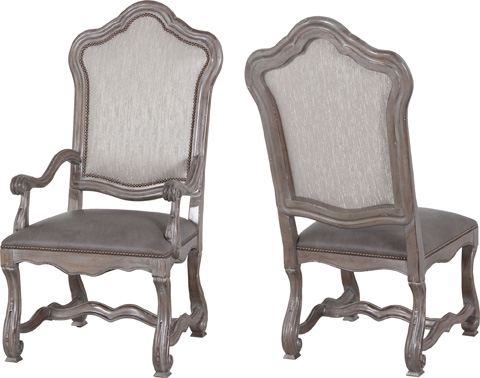 Lorts - Upholstered Arm Chair - 9652
