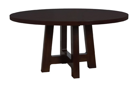 Lorts - Round Dining Table - 8611/8348