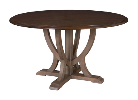 Lorts - Round Dining Table - 8548/8615