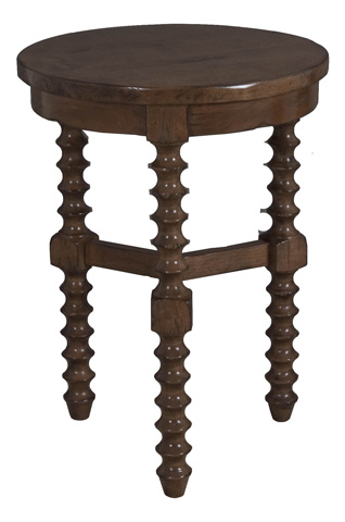 Lorts - Chairside Table - 3883
